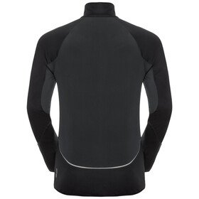Odlo Zeroweight Windproof Reflect Warm Løbejakke Herrer sort